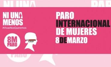 La Paloma se une al Paro Internacional de Mujeres