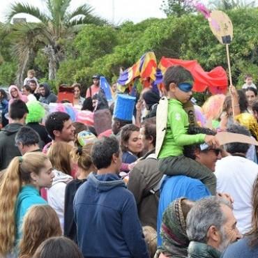 Carnaval en La Pedrera 2018: más chico, pero mejor