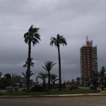 Atención Rocha: rige alerta naranja por lluvias abundantes y tormentas fuertes
