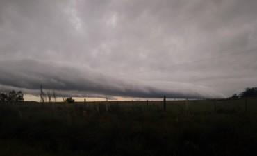 Inumet pronostica un nuevo ciclón para el sur del país