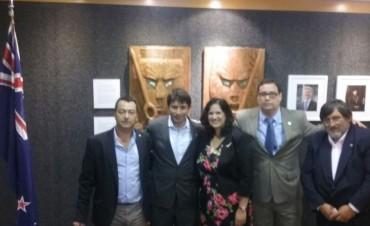 CRECE con la embajadora de Nueva Zelanda en Argentina