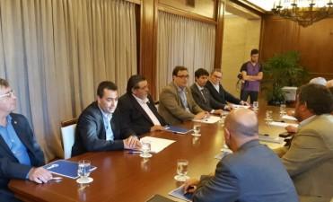 Gremiales comerciales del Este se reunieron con entidades Argentinas