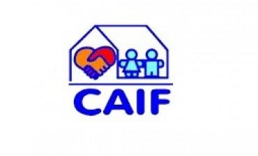 Inauguran obras en centro CAIF