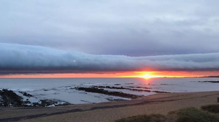 Metsul advierte tormentas de variada intensidad en Uruguay