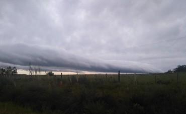El sur de Uruguay continúa bajo alerta por vientos fuertes