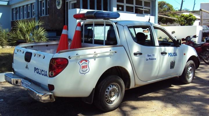 Allanamientos en Barrio Parque y Arachania
