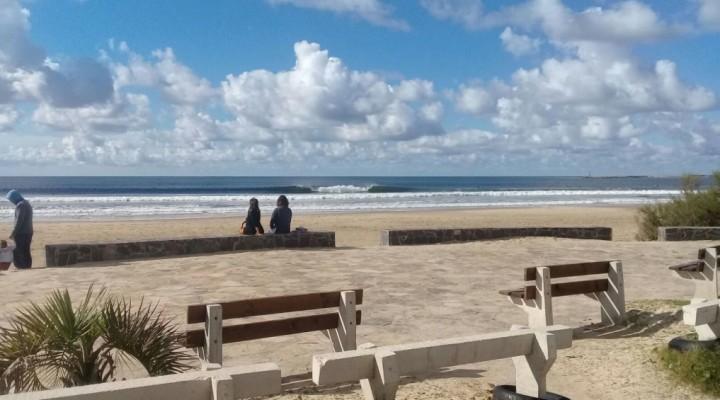 Surf: las mejores olas mañana en La Aguada