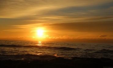 Rocha: dónde nace el sol de la Patria, al menos algunos meses