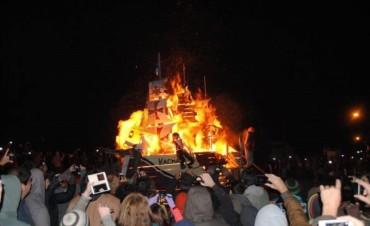La Pedrera: el próximo sábado 24 de junio se realizará la fogata de San Juan