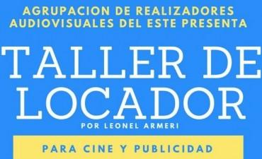 Taller locador gratuito para cine y publicidad