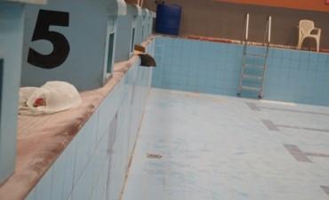 Cierran piscina de Rocha