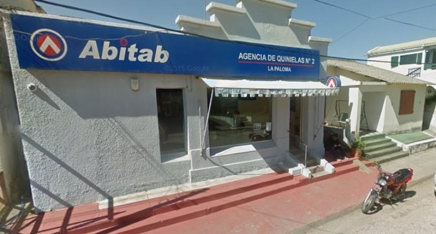 Insólito: robaron alcancías solidarias del Abitab