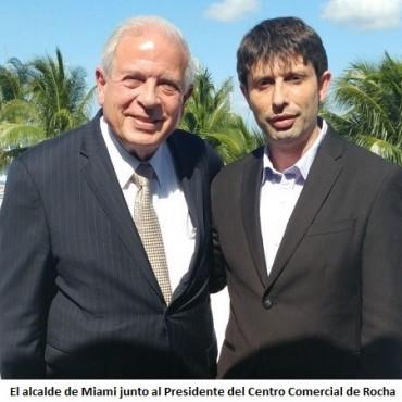 Empresarios de EEUU visitan Maldonado en misión comercial