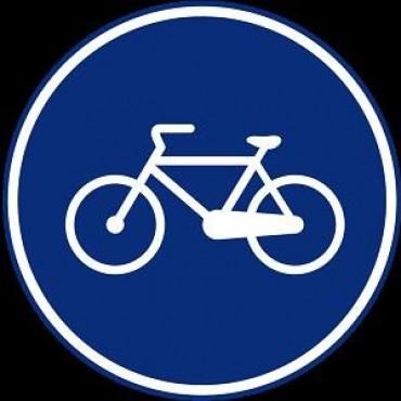 Una bicicleteada para inaugurar la ciclovía