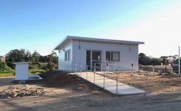 Inauguran policlínica en La Pedrera
