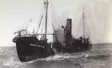 Se cumplen 88 años del naufragio del Suderoy IV