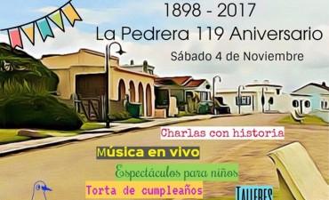 La Pedrera: vecinos organizan los festejos por un nuevo aniversario del pueblo