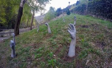 El bosque de La Paloma se llena de arte