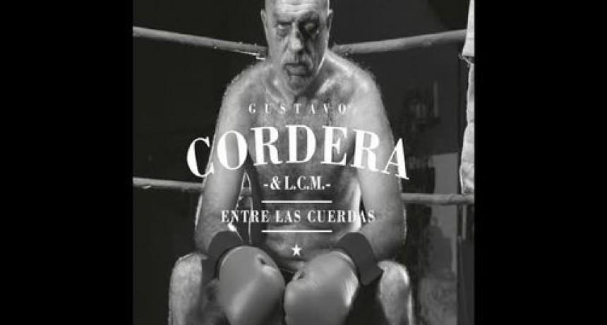 Entre las cuerdas: presentación de Gustavo Cordera en La Paloma genera revuelo