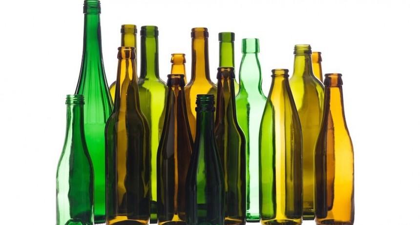 La Paloma Limpia: ahora reciben vidrio para reciclar