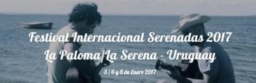 Se viene el Festival Internacional Serenadas: un encuentro de la canción de autor con músicos de Latinoamérica