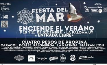 Se viene la tercera edición de la Fiesta del Mar