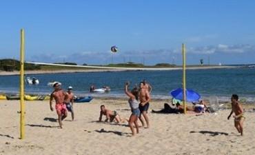 Actividades recreativas en las playas de Rocha