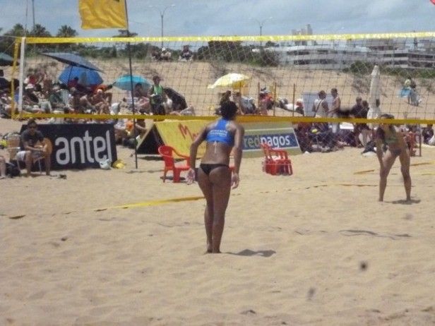 BEACH VOLLEY: SE DISPUTÓ LA SEGUNDA ETAPA EN LA PALOMA