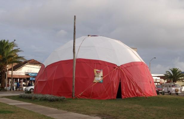 Circo en La Paloma