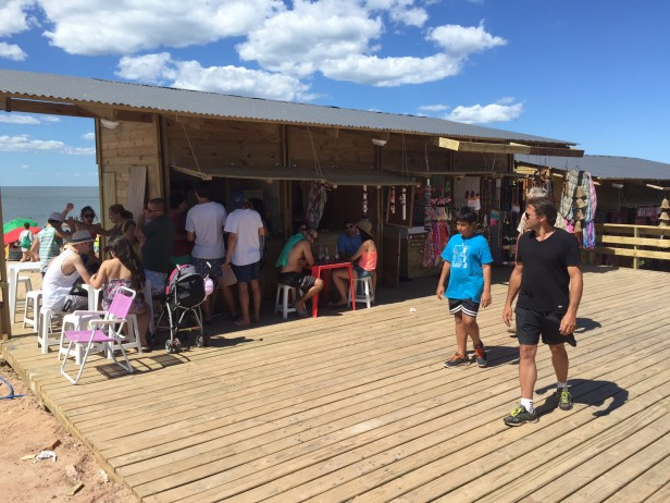 Inauguran el Paseo de los Artesanos en Punta del Diablo