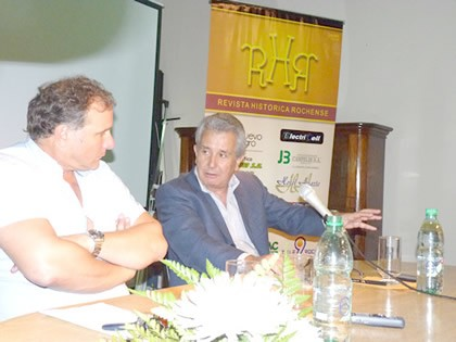 Hoy se presenta la Revista Histórica Rochense