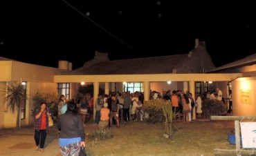 Agenda del centro Cultural La Paloma