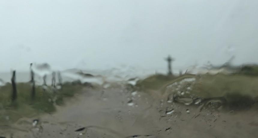 Inumet advierte por posibles tormentas y lluvias puntualmente fuertes