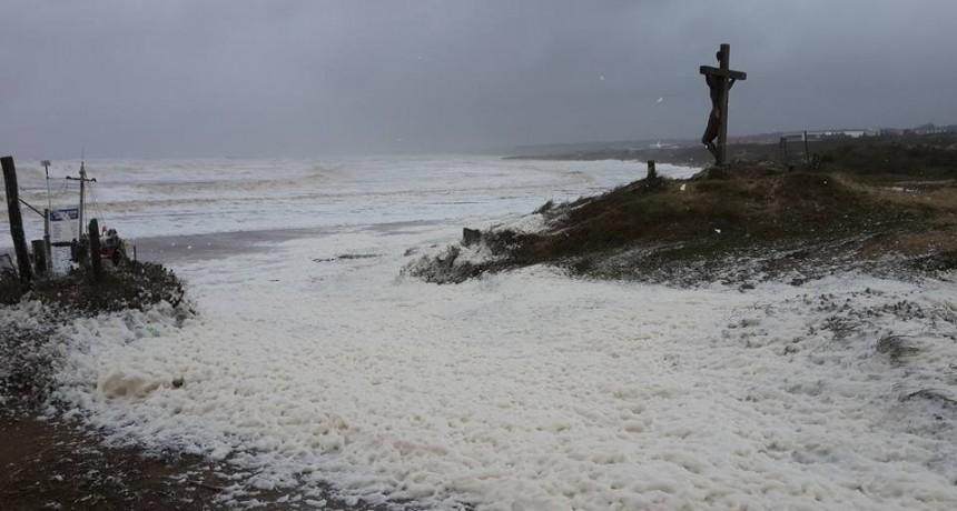 Inumet advierte nuevamente por posibles precipitaciones y tormentas de variada intesidad