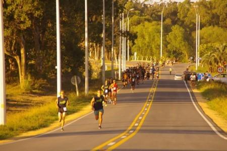Se viene la maratón que une La Pedrera y La Paloma