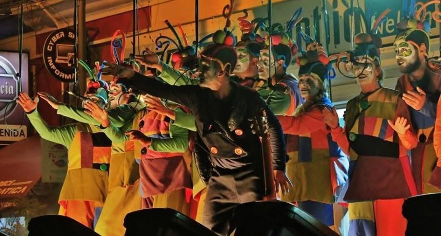 La Palomurga presenta Murga divina, su nuevo espectáculo
