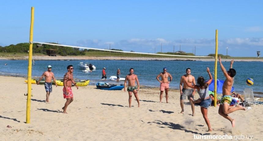 Deporte en las playas