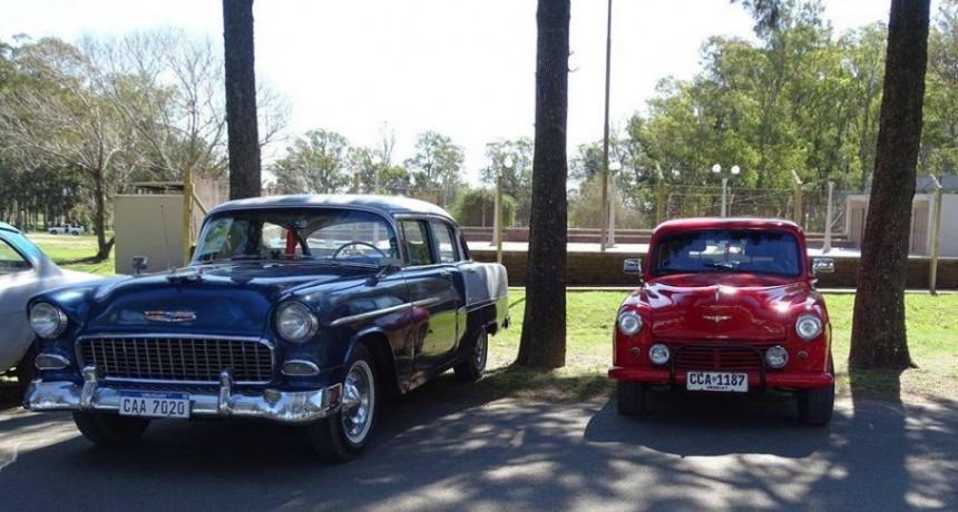 Se viene un nuevo encuentro de autos y motos, clásicos y antiguos