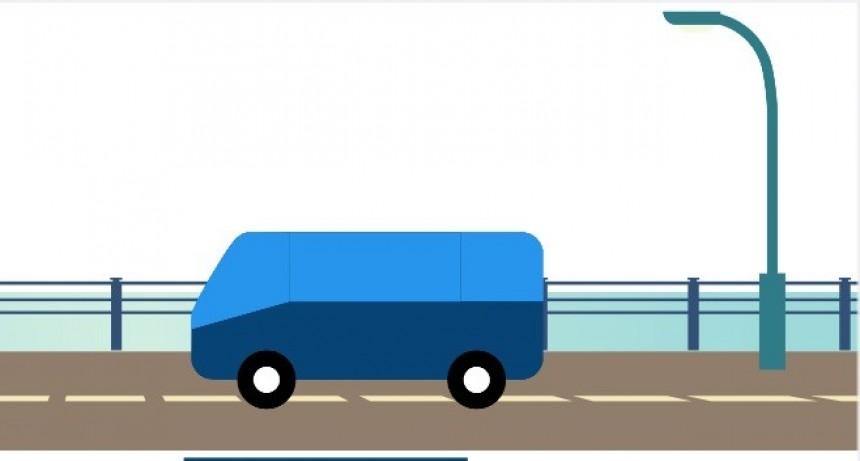 Ya funciona el minibus que une La Paloma y La Pedrera