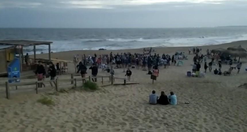 Municipio clausurará parador en Playa del Barco en La Pedrera