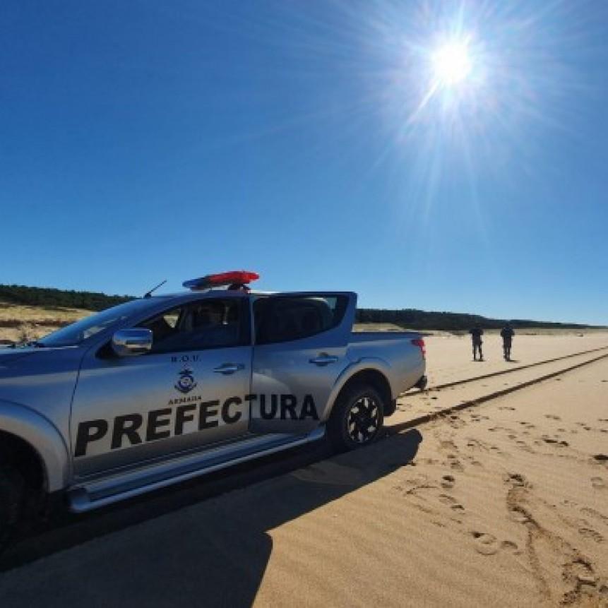 Prefectura de La Paloma: hay medio centenar de efectivos en cuarentena preventiva