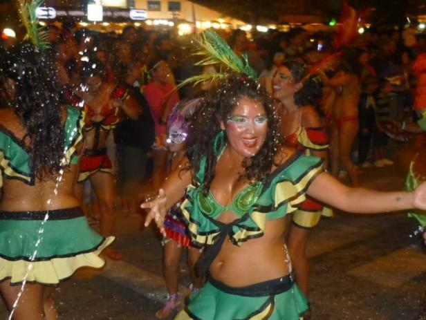 Se viene el carnaval en La Paloma