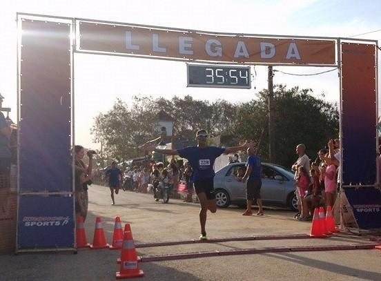 Se corrió la maratón La Paloma-La Pedrera