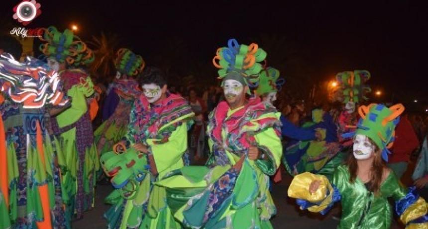 Llamado a Inscripción a Barras de Carnaval 2020