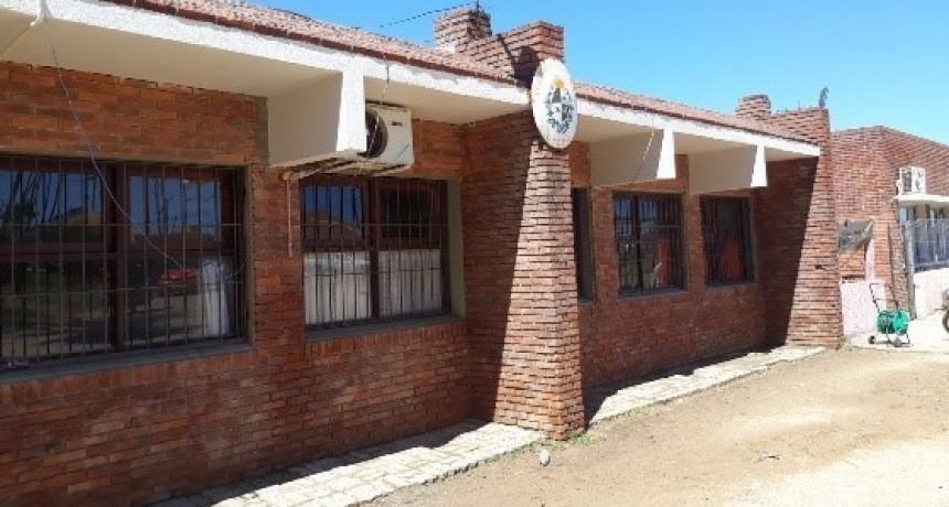 Cómo será el inicio de clases en el Liceo de La Paloma