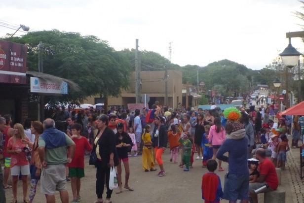 CARNAVAL DE LOS NIÑOS EN LA PEDRERA: UNA FIESTA COMO NINGUNA