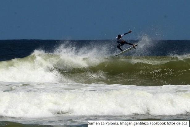 Se viene el surf