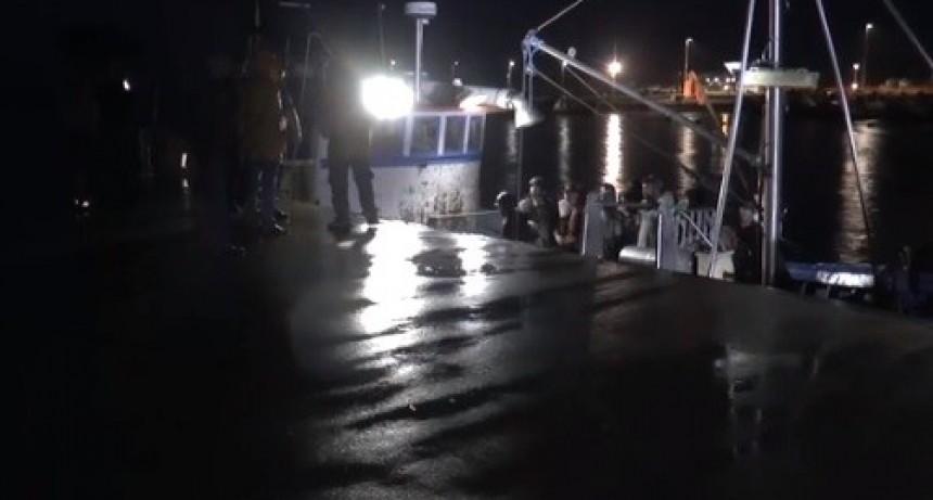 Detuvieron en Brasil al barco brasileño que fugó del puerto de La Paloma