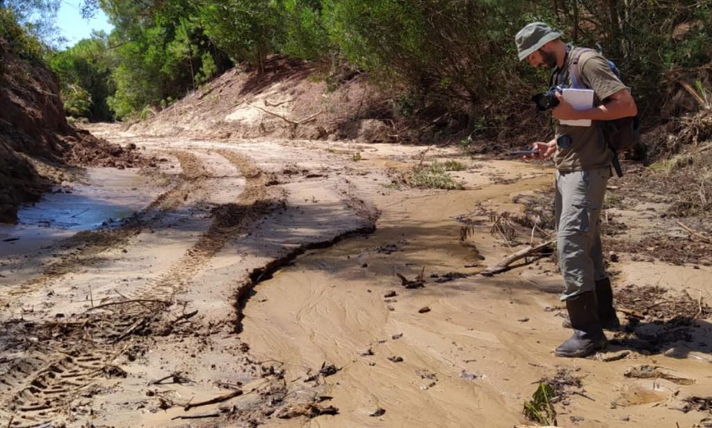Ministerio de Ambiente resolvió frenar la obra del camino de ingreso a Cerro Verde