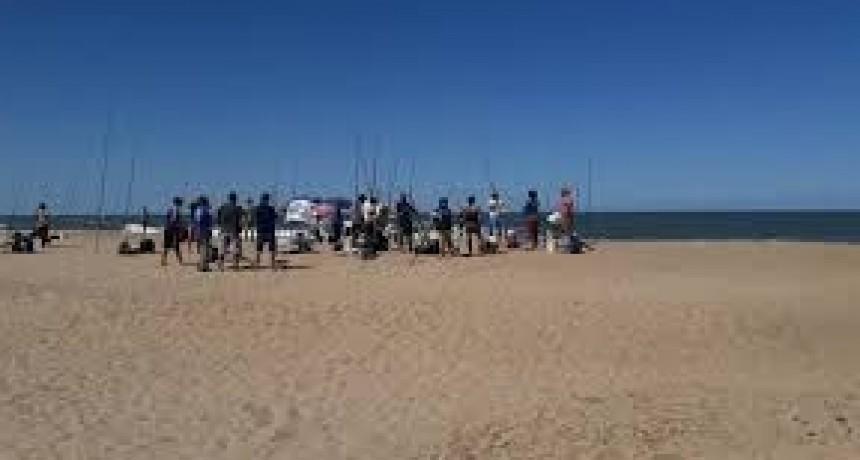 Gran Campeonato de Pesca en La Aguada
